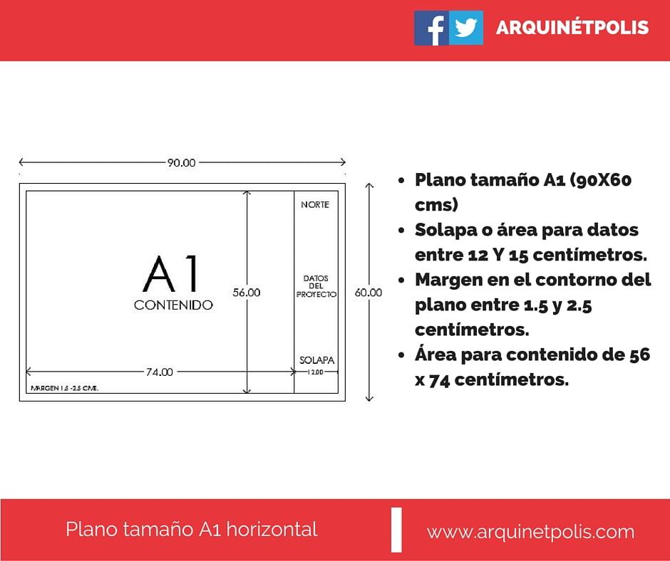 Cuadro De Datos Profesional Para Planos Arquitect Nicos