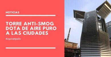 Torre anti-smog