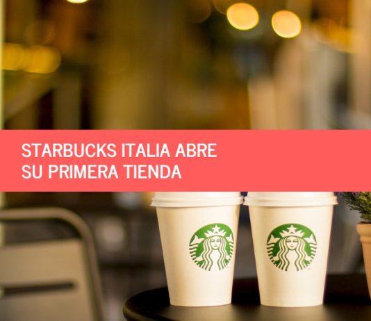 starbucks italia