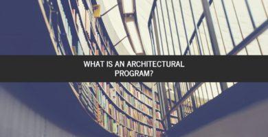 architectural program