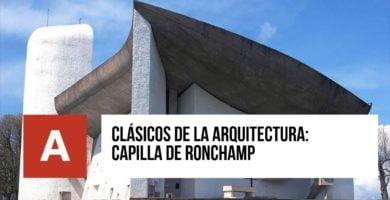 Capilla de Ronchamp