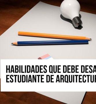 Estudiante de Arquitectura