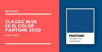 Color Pantone 2020